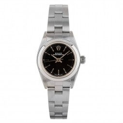 Rolex Ladies Oyster Watch 76080 - Year 2001