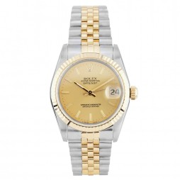 Rolex Ladies Oyster Perpetual Datejust Watch 68273 - Year 1986