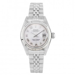 Rolex Ladies Oyster Perpetual Datejust Watch 79174 - Year 2001