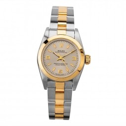 Pre-Owned Rolex Ladies Oyster Perpetual Watch 67183(13188) - Year 1996
