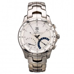 Pre-Owned TAG Heuer Mens Link Calibre 5 Watch 4409020