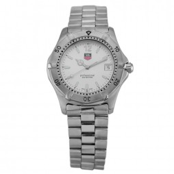 Pre-Owned TAG Heuer Professional 2000 Series Silver Bracelet Watch WK1112-0