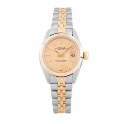 Pre-Owned Rolex Ladies Oyster Perpetual Datejust Watch 69173 - Year 1979