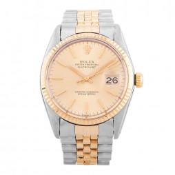Pre-Owned Rolex Mens Oyster Perpetual Datejust Watch 16013 - Year 1977