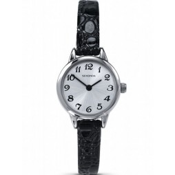 Sekonda Ladies Black Strap Watch 4471