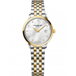 Raymond Weil Ladies Toccata Watch 5988-STP-97081