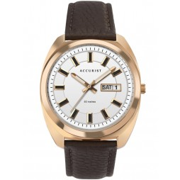 Accurist Mens Retro Watch 7336