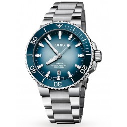 Oris Mens Limited Edition Lake Baikal Watch 733 7730 4175