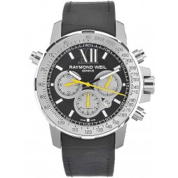 Raymond Weil Mens Nabucco Watch 7800-TIR-00207