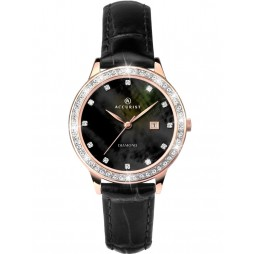 Accurist Ladies Diamond Watch 8235