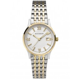 Accurist Ladies Signature 2 Tone Watch 8247