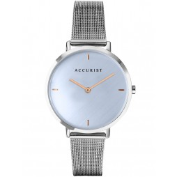 Accurist Ladies Milanese Watch 8347