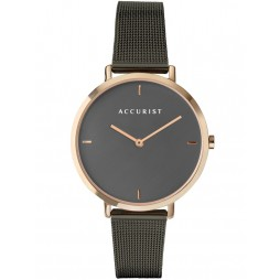 Accurist Ladies Milanese Watch 8349