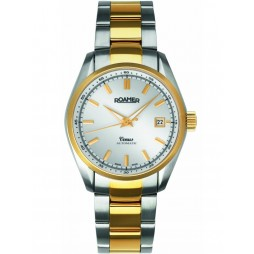 Roamer Mens Venus Stainless Steel Watch 932637 47 15 90
