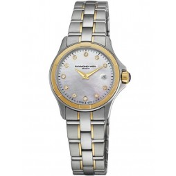 Raymond Weil Ladies Parsifal Watch 9460-SG-097081