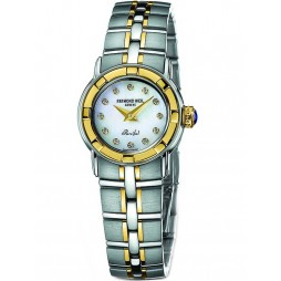 Raymond Weil Ladies Parsifal Watch 9640-STG-097081