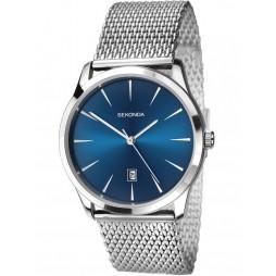 Sekonda Mens Blue Dial Watch 1065
