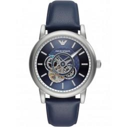 Emporio Armani Mens Luigi Automatic Chronograph Watch AR60011