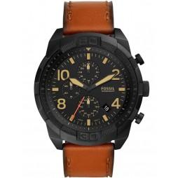 Fossil Mens Bronson Chronograph Watch FS5714