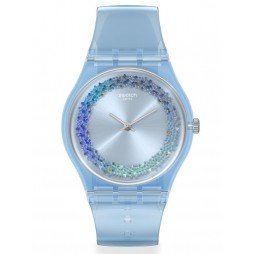 Swatch Ladies Azzura Watch GL122