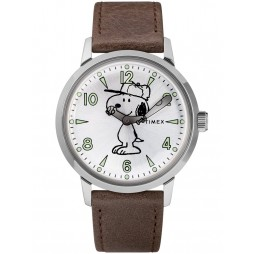 Timex Mens Snoopy Watch TW2R94900