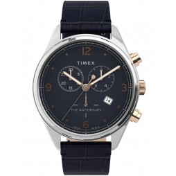 Timex Mens Waterbury Watch TW2U04600