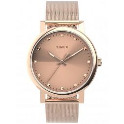 Timex Ladies Mesh Watch TW2U05500