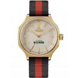 Vivienne Westwood Mens Mile Watch VV227CPBK