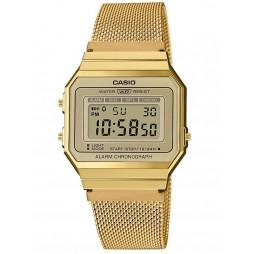 Casio Unisex Classic Digital Watch A700WEMG-9AEF