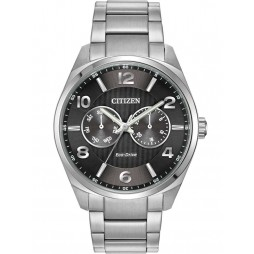 Citizen Mens Corso Day-Date Bracelet Watch AO9020-84E