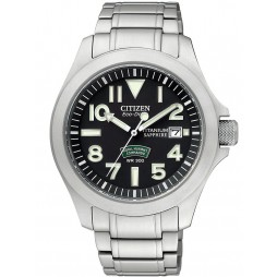 Citizen Mens Royal Marines Watch BN0110-57E