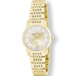 Dreyfuss and Co Ladies Bracelet Watch DLB00002-03