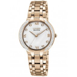 Citizen Ladies Bella Eco-Drive Watch EM0123-50A