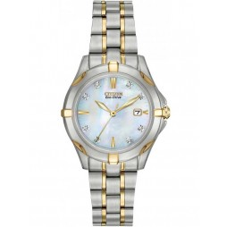 Citizen Ladies Eco-Drive Watch EW1934-59D