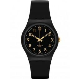 Swatch Unisex Golden Tac Watch GB274