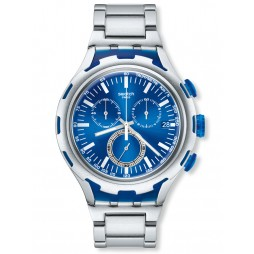 Swatch Endless Energy Stainless Steel Watch YYS4001AG