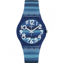 Swatch Unisex Linajola Watch GN237