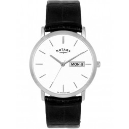 Rotary Mens Strap Watch GSI02622-06-DD