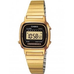 Casio Ladies Digital Display Watch LA670WEGA-1EF