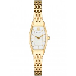Accurist Ladies Gold Plated Bracelet Watch LB1280P