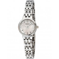 Accurist Ladies Mother of Pearl Dial Watch LB1407P