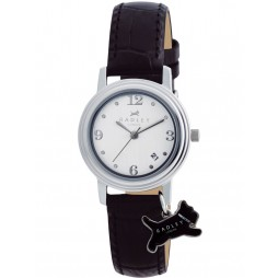 Radley Ladies Black Strap Watch RY2007