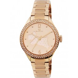 Radley Ladies Rose Gold Plated Watch RY4190