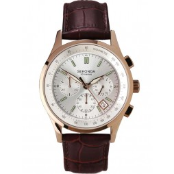 Sekonda Mens Chronograph Watch 3847