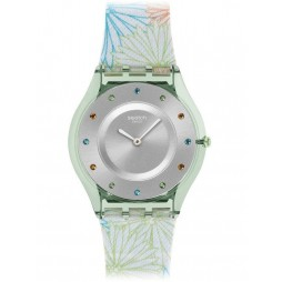 Swatch Pique-Nique Multicoloured Watch SFG105