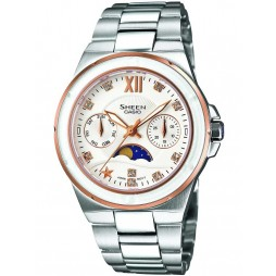 Casio Sheen Ladies Classic Watch SHE-3500SG-7AEF