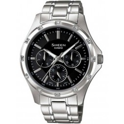 Casio Sheen Ladies Classic Watch SHE-3801D-1ADR