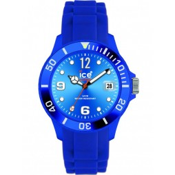 Ice-Watch Unisex Rubber Strap Watch SI.BE.U.S.12