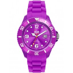 Ice-Watch Ladies Rubber Strap Watch SI.PE.B.S.12