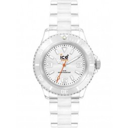 Ice-Watch Unisex Rubber Strap Watch SI.WE.U.S.12